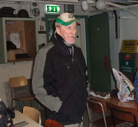 Lars Hansson f.d. överste